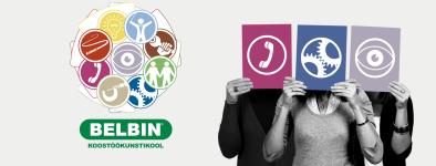Logo of Belbin Eesti - KoostööKunstiKool - Moodle